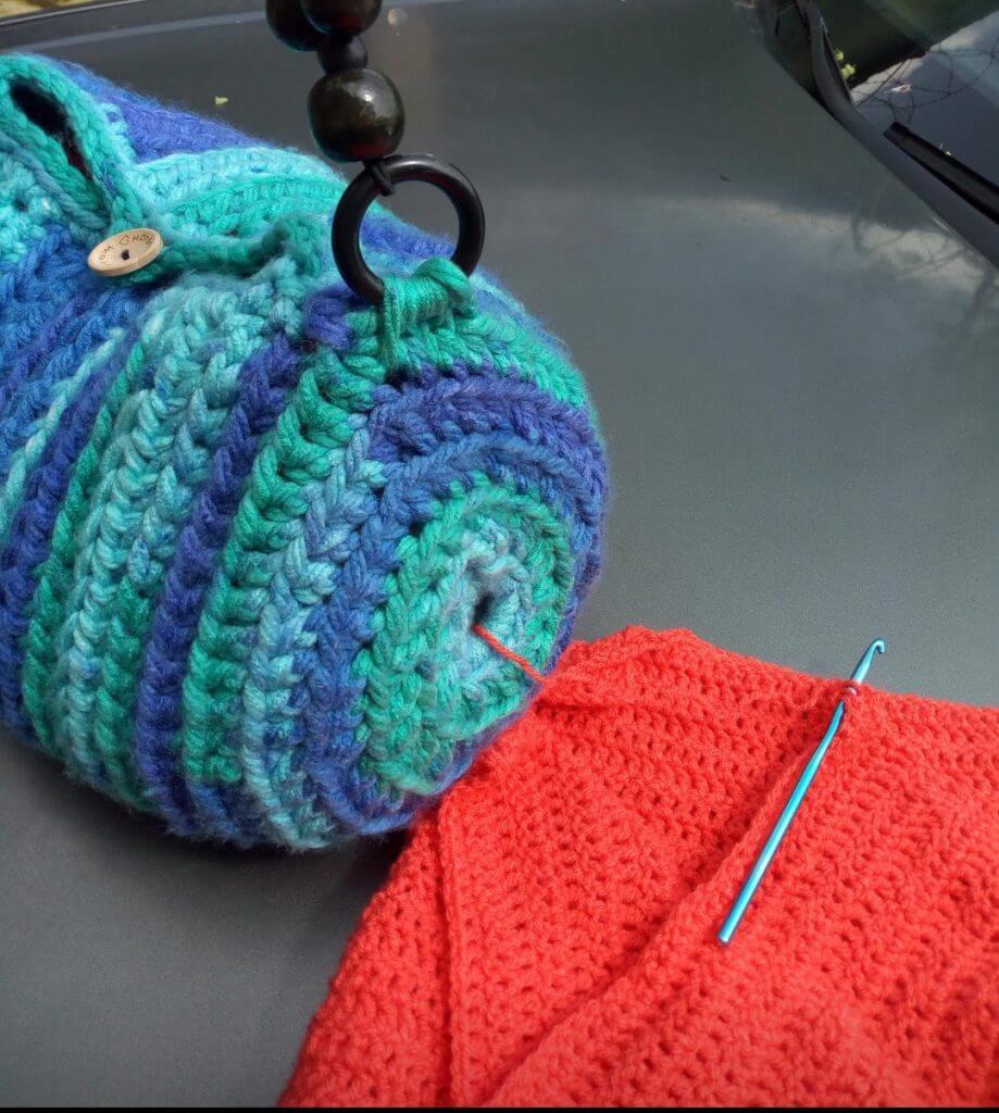 Crochet Wip BAg Pattern