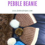 Quick and Easy crochet beanie pattern