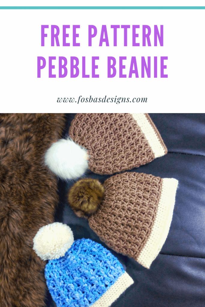 Free beanie pattern