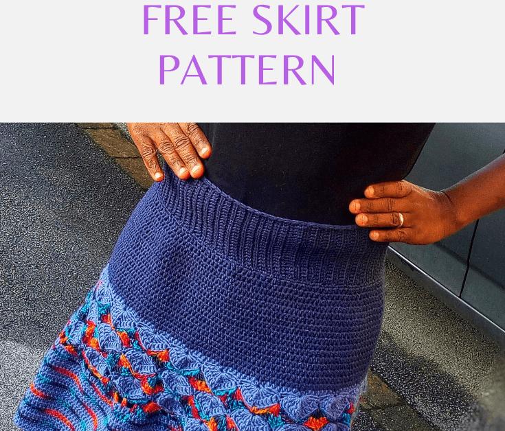 Isabela Crochet Skirt Pattern
