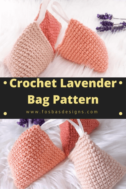 Easy Crochet Bag pattern. This pattern is one of the cutest you would ever  make to beautify your home while providing a unique twist to it. #easycrochetpattern #crochetbagpattern #crochethomedecor
