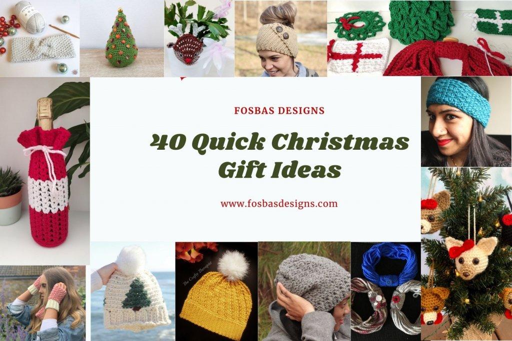 Crochet gift ideas blog hop