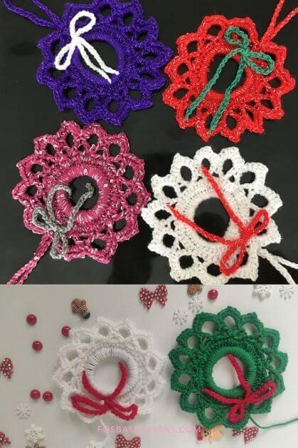Crochet Ornament Pattern
