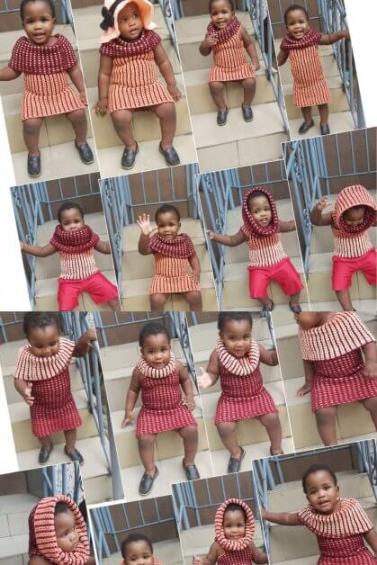 Crochet Kid Convertible dress Pattern