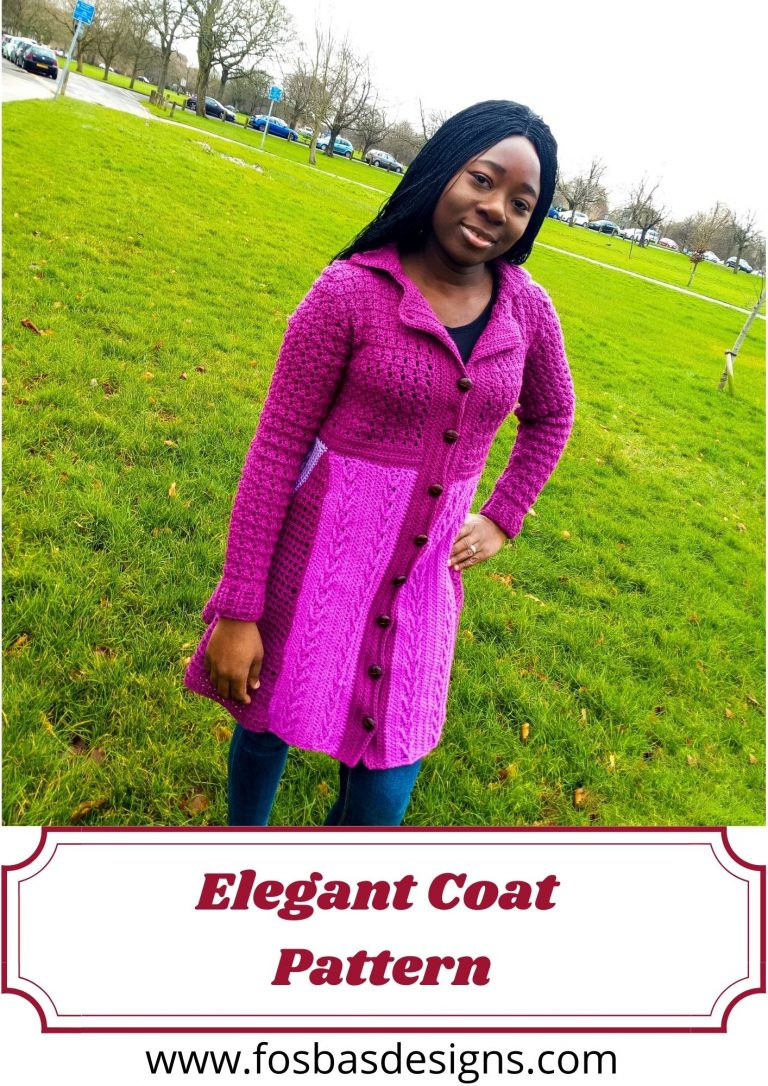 Crochet Coat Pattern