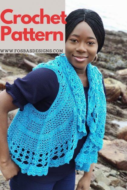 Easy Crochet Circular Pattern