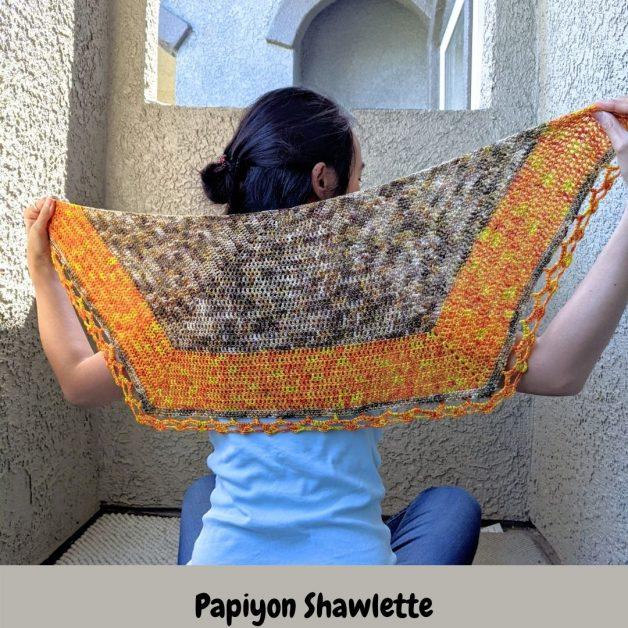 Shawlette pattern