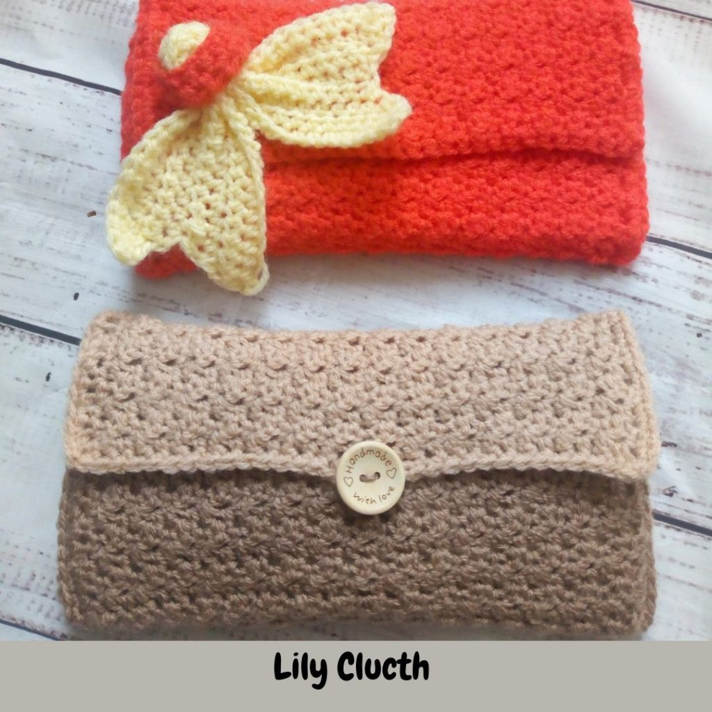 Crochet Clutch P attern