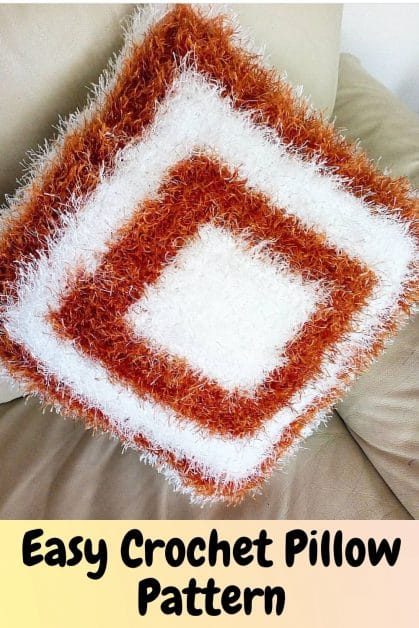 Free Cushion/Pillow case Cover pattern