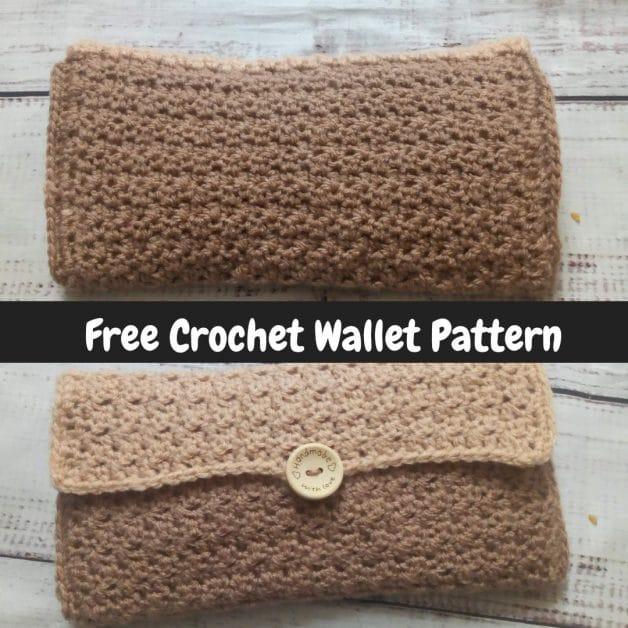 Free Crochet Clutch pattern