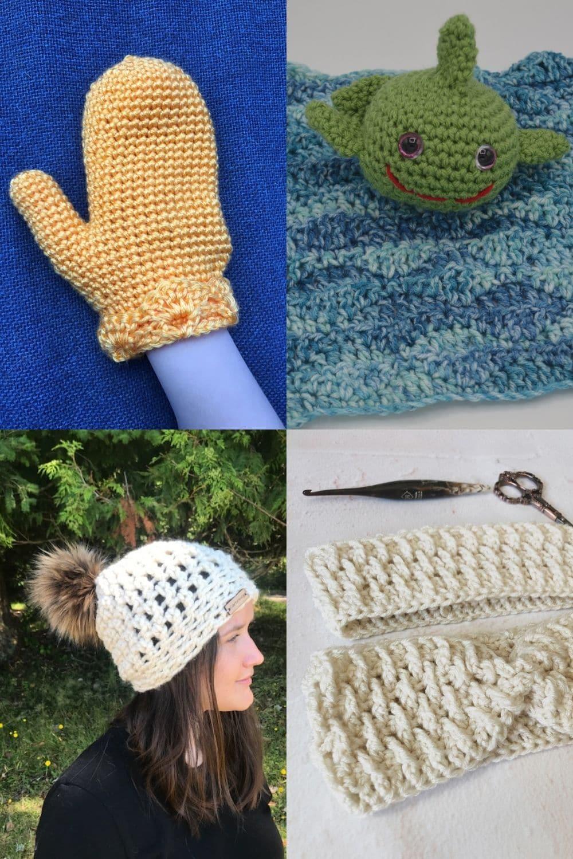 crochet quick makes